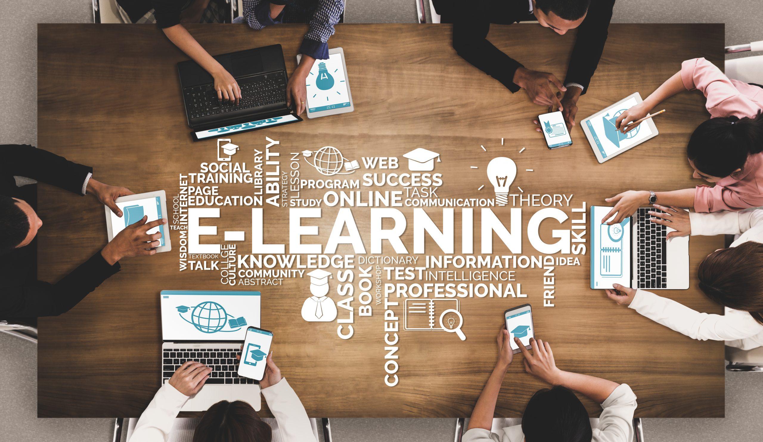 在宅ワーカーが在宅ワークで感じたことと、e-Learningのすすめ